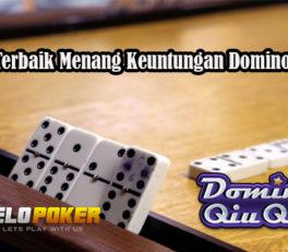 Peluang Terbaik Menang Keuntungan DominoQQ Online